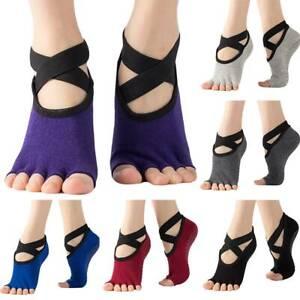 Damen Yoga Gymnastik Socken Einfach Tanzen Ballett Rutschfest Ballerina Socken