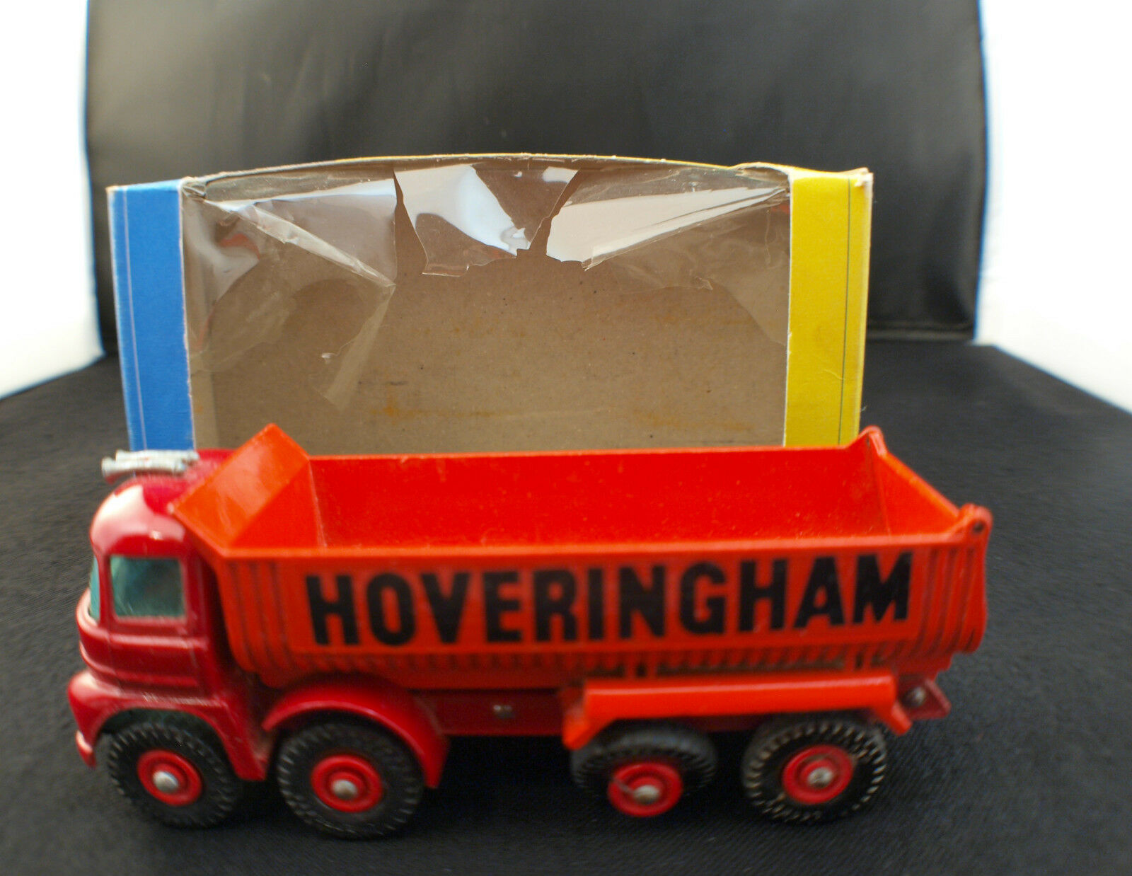 Matchbox K1 FODEN TIPPER truckhoveringham LORRY CONTAINER NEW IN