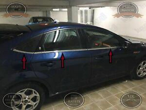 Ford Mondeo mk4 2007-2014 Chrome Window Trim Driver Rear Door