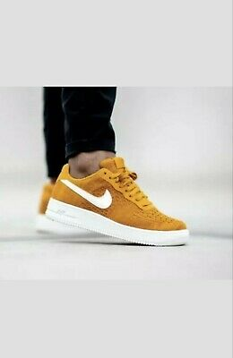 Nike Air Force 1 Flyknit 2.0 'Gold