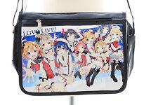 B-173 Love Live Kotori Nozomi Eri Lack PVC Umhänge-Tasche Bag Anime Manga Japan