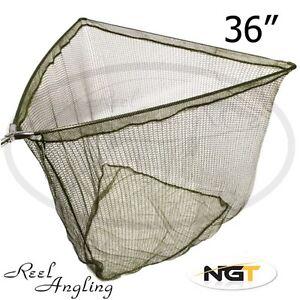 Fishing 1 X LANDING NET LARGE ALLOY METAL V SPREADER BLOCK CARP FISHING TACKLE NETS Nets