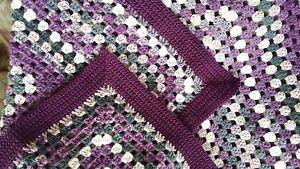 Beautiful-and-Soft-Handmade-Crochet-Granny-Square-Knee-Blanket