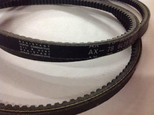 Gates AX V-Belt AX78