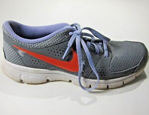 new product d4284 77958 Image is loading Nike-Flex-Experience-Womens-9-5-Gray-Running-