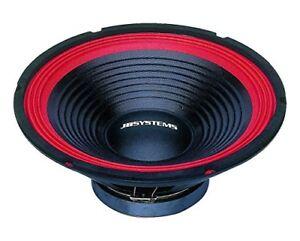 Haut parleur Sp12/200 HP 30cm 200 W RMS JB Systems