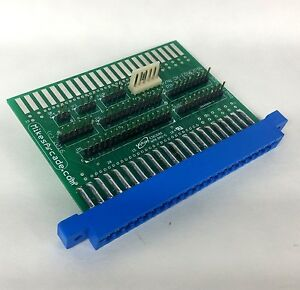 Nintendo Pin to Edge harness adapter - Donkey Kong, MikesArcade | eBayeBay
