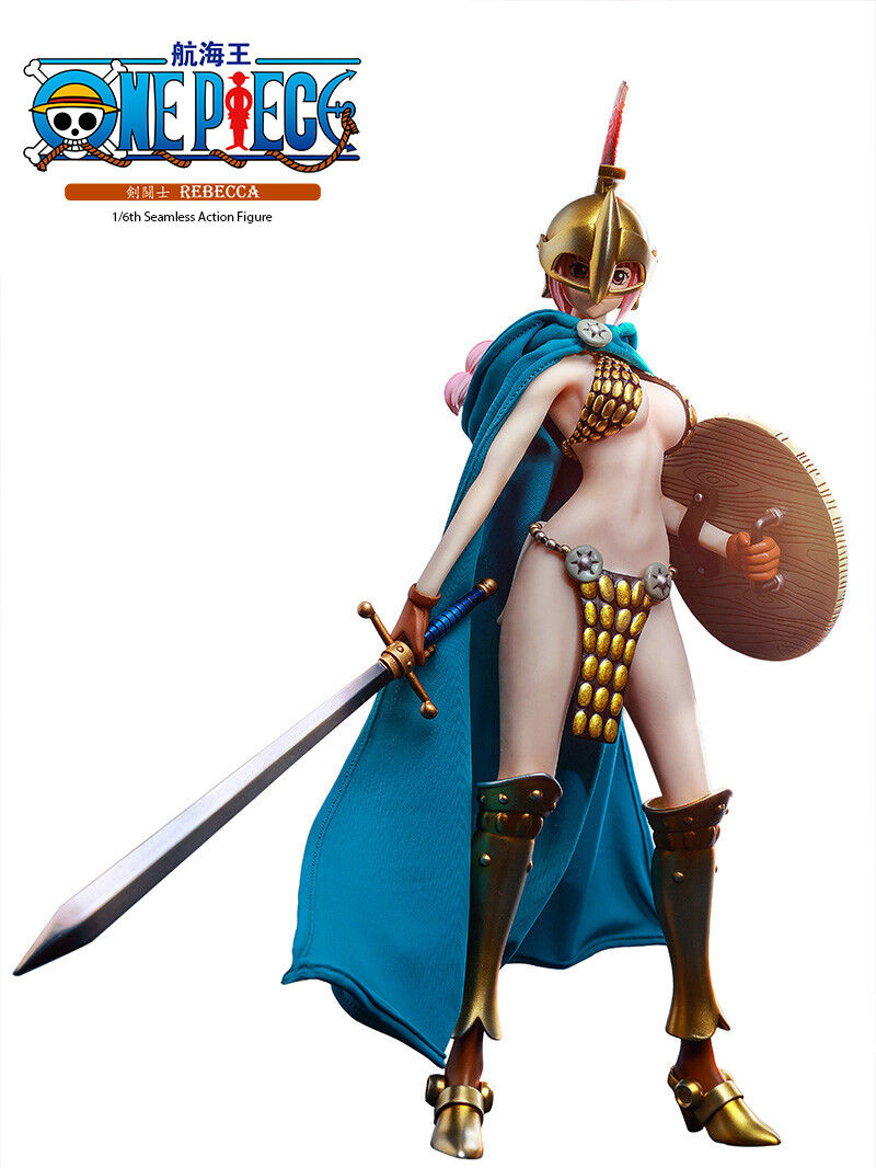 Pre-order 1/6 Scale ONE PIECE REBECCA Action Figure TS04 TOYSEIIKI