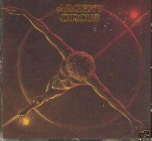 Argent-Circus-New-CD-UK-Import