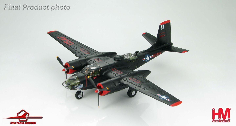 todos los bienes son especiales Hobby Master 1:72 HA3202 A-26C Invader Invader Invader 37th BS, 17th BG, USAF, Pusan, Korea 2018  Sin impuestos