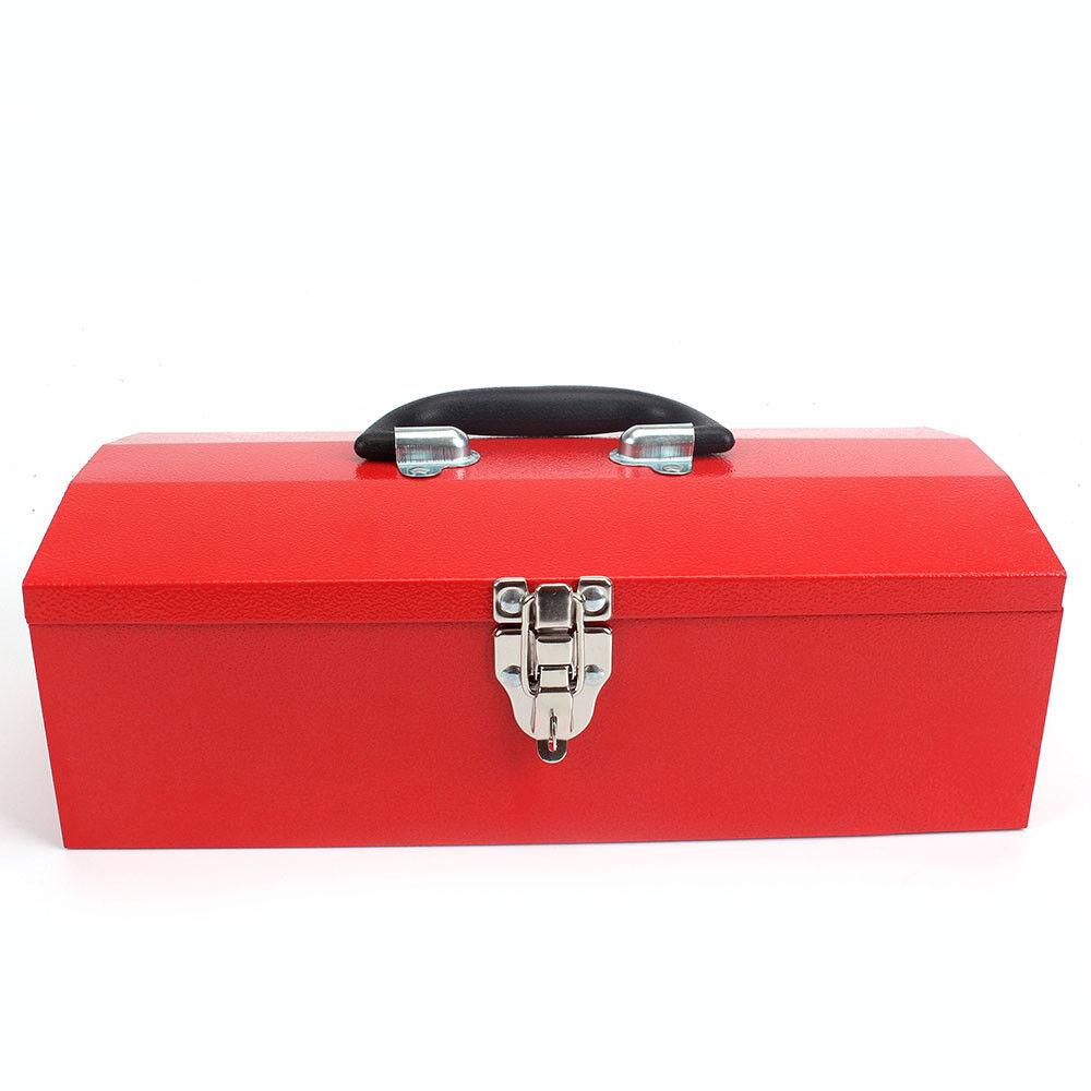 Portable Metal Tool Box For Maintenance Electrician Anti-fall Tool case