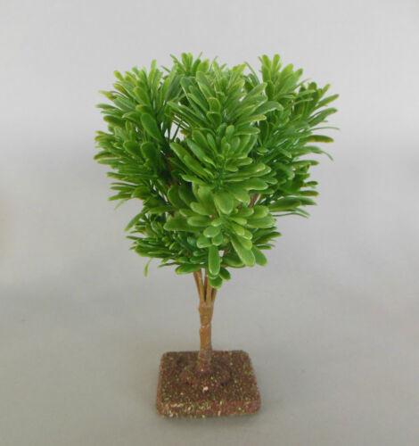Baum künstlich Höhe ca 16 cm Krippenzubehör Krippendekoration HS 20