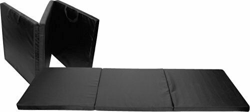Tri-Fold Exercise Mat 24 x 72 x 2 inches (Bestseller)