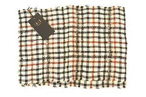 negozio online corrispondenza di colore miglior posto per Details about Sciarpa Daks, unisex, tessuto vintage, disegna tartan beige