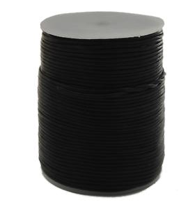 100m-Lederband-1-5mm-0-33-1m-Farbe-schwarz-100-Meter-auf-Rolle-Spule