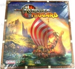 NEW-SEALED-Reavers-Of-Midgard-Kickstarter-Edition-Board-Game-Ultimate-Conquerer