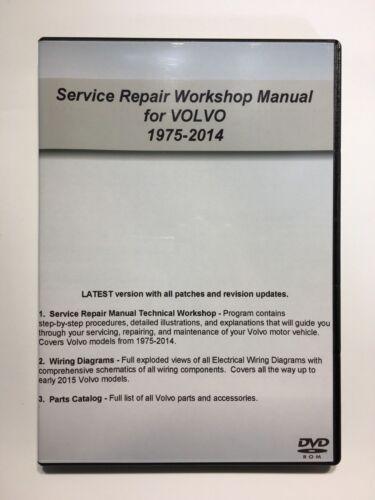 WIRING DIAGRAM PARTS CATALOG For Volvo 2014 VIDA Vadis SERVICE REPAIR MANUAL
