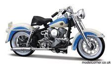 Maisto Harley-Davidson 1958 FLH Duo Glide 1:18 Scale Diecast Model Motorcycle