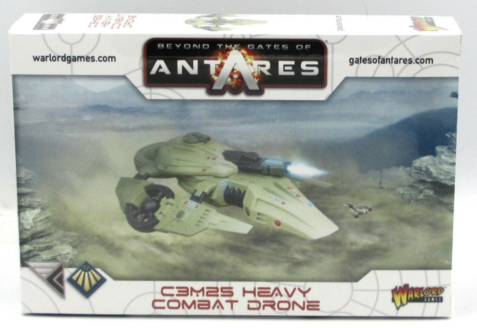 Beyond the Gates of Antares 502413004 C3M35 Heavy Combat Drone Concord C3 NIB