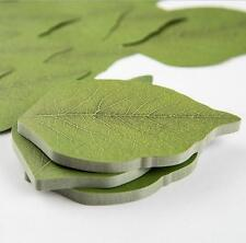 Cute Leaves Post-it Note Paper Notebook Marker Sticker Memo Pads Sticky Notes
