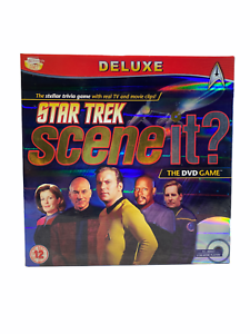 Star-Trek-Scene-It-Deluxe-version-The-DVD-Game-by-Screen-Life-Games-Complete