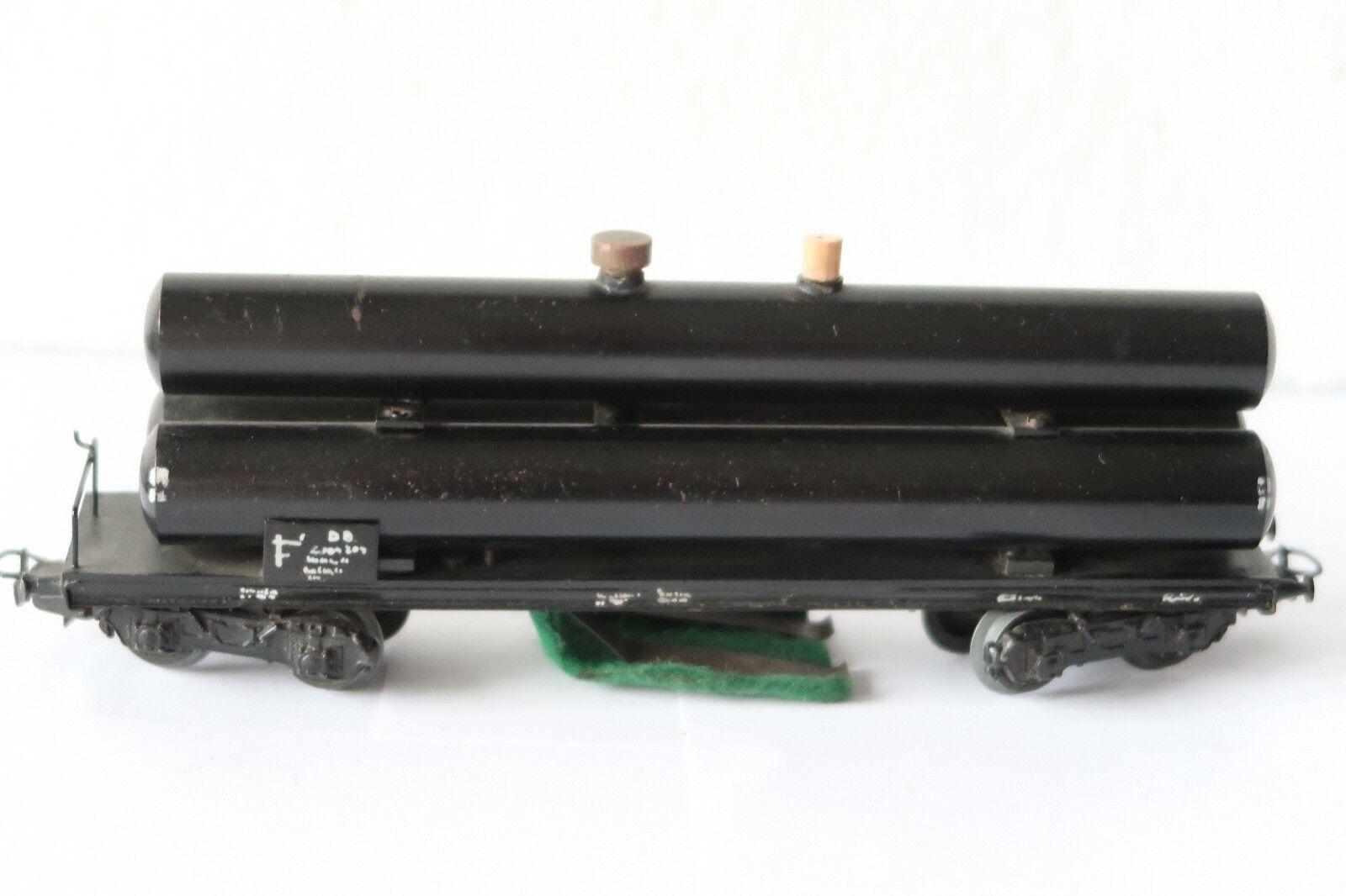 Becco modello ho AC SR 2 L PULIZIA rossoAIE carrello  rarità  (dk 154-65c3 6)