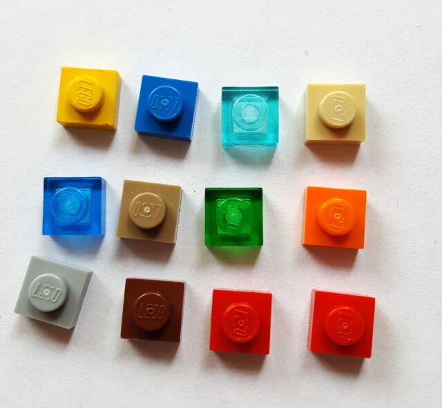 in  Gelb 1x1 20 Lego 3024 Platten