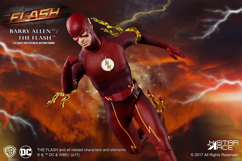 Star Ace – el Flash 18 Coleccionable Figura De Acción (serie de TV)