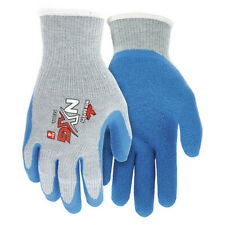 Mcr Safety Fg305m Natural Rubber Latex Coated Gloves 34 Dip Coverage