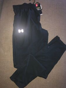 malla Oculto Sedante  NWT 1298843 UA Under Armour Storm Launch Men's Running Pants Black Sz S-XL  $70 | eBay