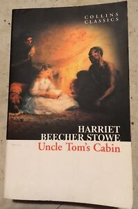 Uncle-Tom-039-s-Cabin-Harriet-Beecher-Stowe-Collins-Classic-Abolitionist-Pb-Book
