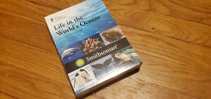 The-Great-Courses-5-DVD-Disc-Course-Life-in-the-World-039-s-Oceans-with-BOOK