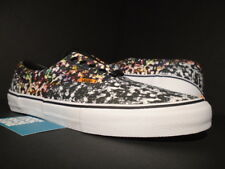 d765020033 2014 VANS ERA PRO S FLASCHEN BLACK WHITE MULTICOLOR AUTHENTIC VN-0RQTF4S  NEW 12