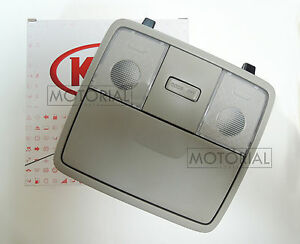 2009-2013 KIA FORTE & FORTE KOUP Genuine OEM Overhead Console Lamp Assy