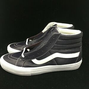 vans sk8 hi reissue leather
