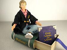 "Harry Potter Hermione 7"" Hallmark Figure Doll Photo Frame Book Trinket Box Rare"