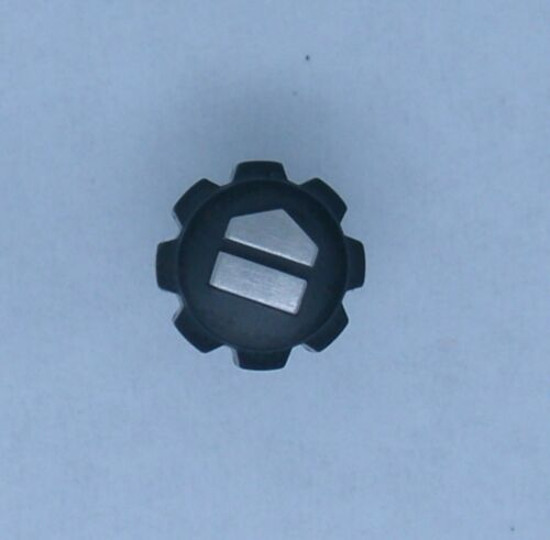 Tag Heuer Formula 1 7.8 mm Factory Black screw down crown with Tube