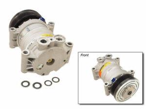 For 1996-1998 Chevrolet S10 A/C Compressor Delphi 59671XT ...