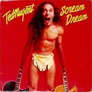 NEW-CD-Album-Ted-Nugent-Scream-Dream-Mini-LP-Style-Card-Case