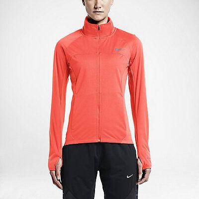 NEW Nike Womens Small S Black Element Shield Full Zip 2.0 Running Thermal Jacket | eBay