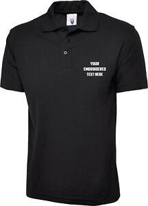 Camisa-polo-olimpico-Bordado-Personalizado-Unisex-su-cualquier-texto-uniforme-UC124
