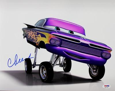 Autographs-original Movies Just Cheech Marin Cars Signed Authentic 11x14 Photo Autographed Psa/dna #k01235