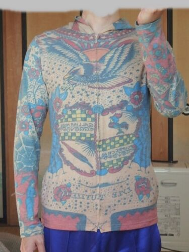 Rare! Lyle Tuttle Tattoo Transference Body Suit Pa