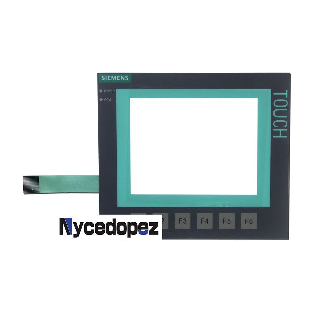 Tracking ID New For SIEMENS K-TP178 6AV6 640-0DA11-0AX0 Membrane Keypad K-TP178