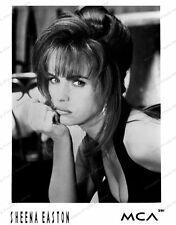 8x10 Print Sheena Easton MCA Records 1991 #1011507