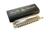 HOHNER Larry Adler Professional 12 Chromatic Harmonica Key of C 7534-C BEST DEAL Musical Instruments