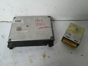 BMW-E36-320i-M52-Motor-ECU-DME-Manual-1995-con-EWS-y-Chip