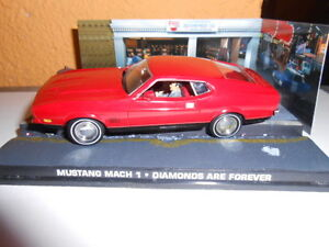 FORD-MUSTANG-MACH-1-DIAMONDS-ARE-FOREVER-JAMES-BOND-007-DeAGOSTINI-IXO-1-43