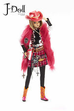 J-Doll Street of Laredo X-103 Jun Planning fashion doll Groove USA pullip