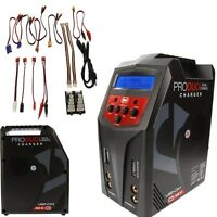 Venom 2s 3s 4s 5s 6s Lipo Battery Dual / Duo Fast Battery Charger 80w